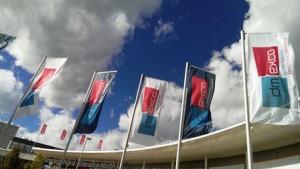 Eingang dmexco 2015 Köln