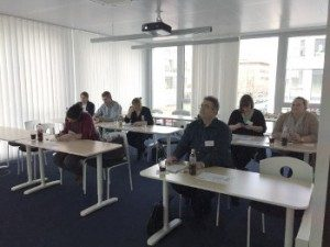 Teilnehmer der Schulung für rechtskonformes E-Mail-Marketing