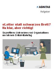 Whitepaper eLetter: So profitieren Sie von internen Newslettern