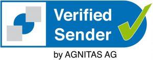 AGNITAS Verified Sender