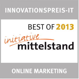 Innovationspreis IT 2013