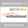 AGNITAS ist Best of Innovationspreis-IT 2013