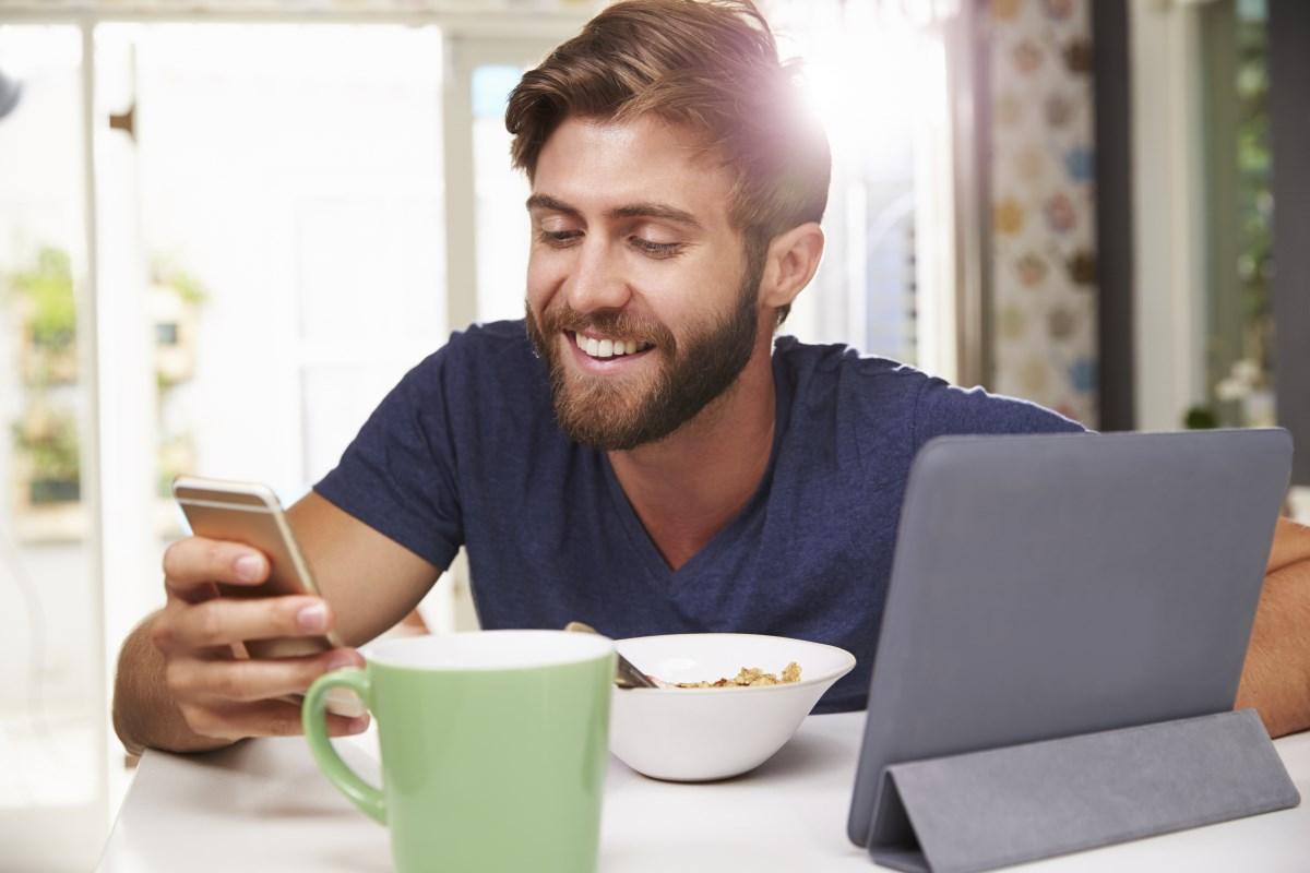 Smartphone und Tablet - responsive Design und Auto-Optimierung