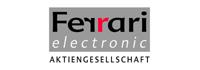 Ferrari electronic Logo
