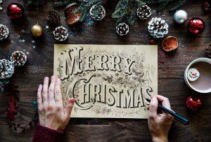 Weihnachtsgrüße und Jahresrückblick