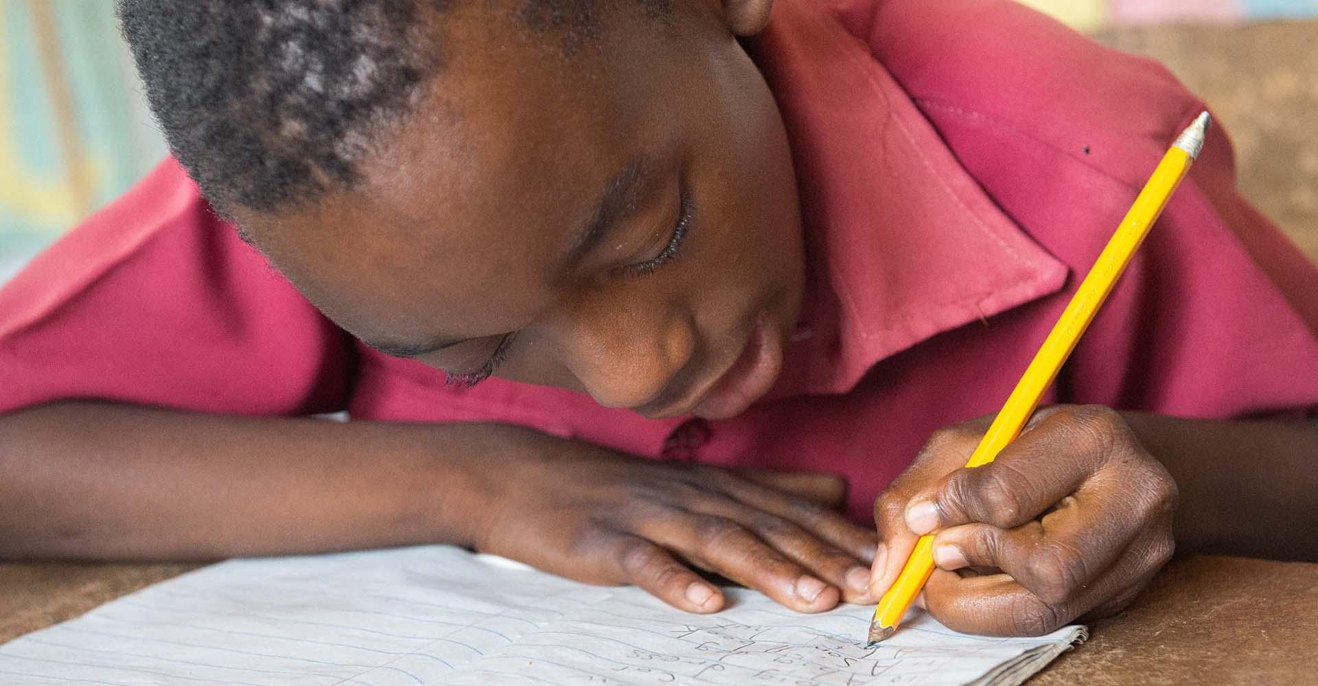 Schule für Kinder mit Behinderungen