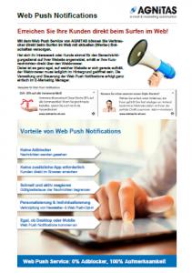 Web-Push-Notifications