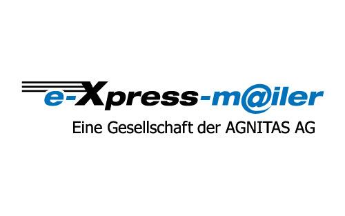 Die e-Xpress-mailer GmbH - eine Gesellschaft der AGNITAS AG