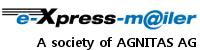 e-Xpress-mailer GmbH - a society of AGNITAS