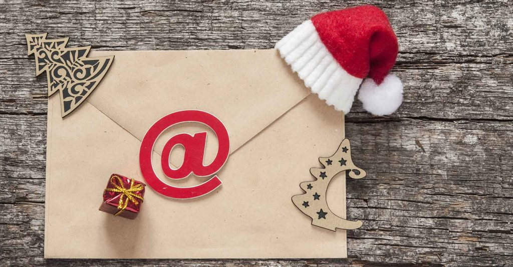 So gelingen Ihre Weihnachts-Newsletter