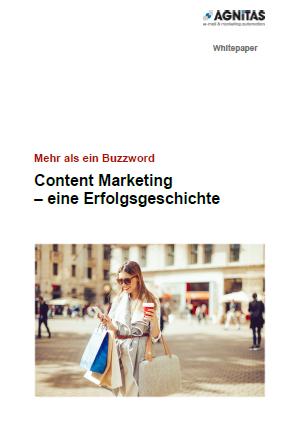 Whitepaper: Content Marketing eine Erfolgsgeschichte