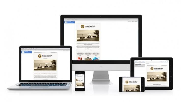responsive Design für E-Mails