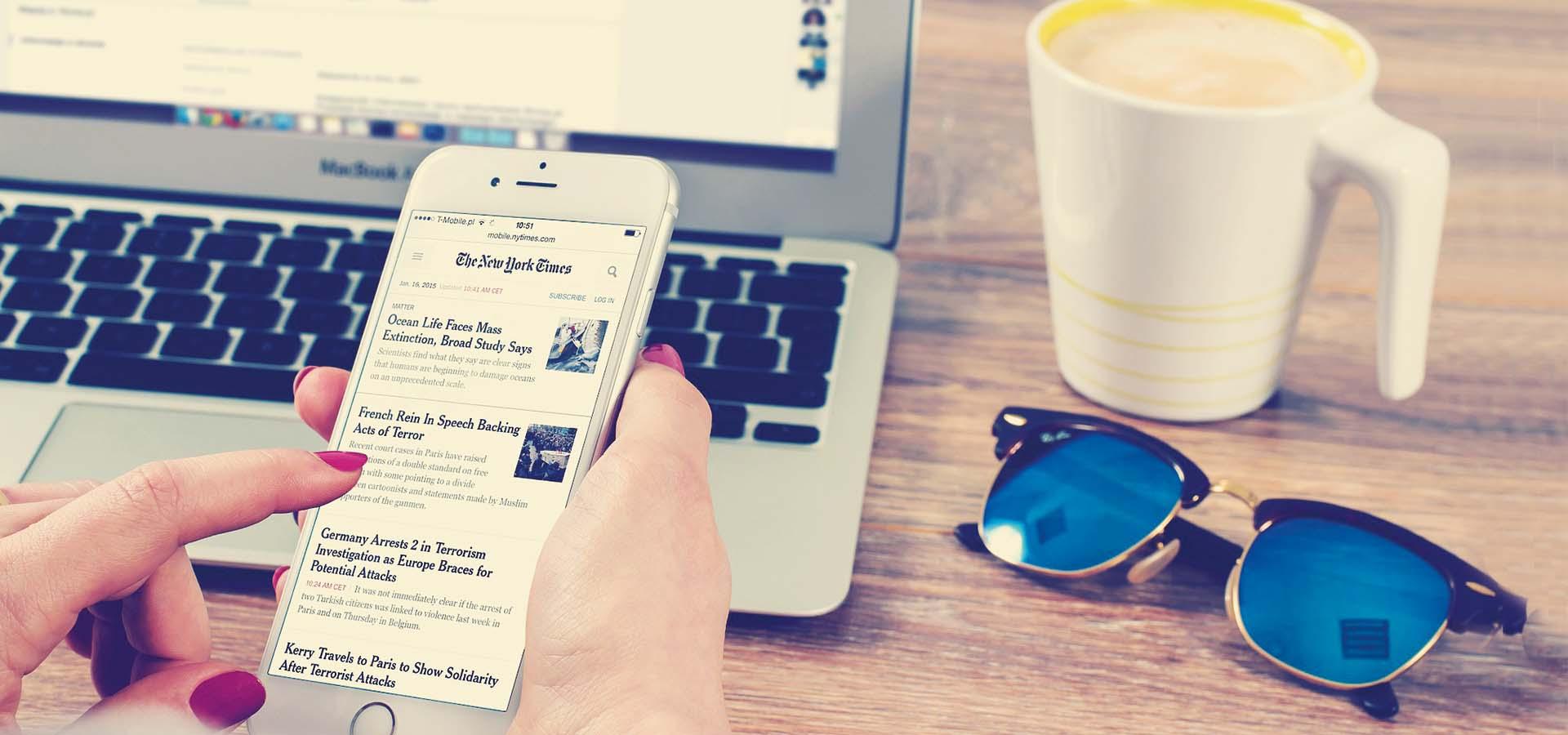 Push Nachrichten - Marketingkanal mit hohen Response-Raten