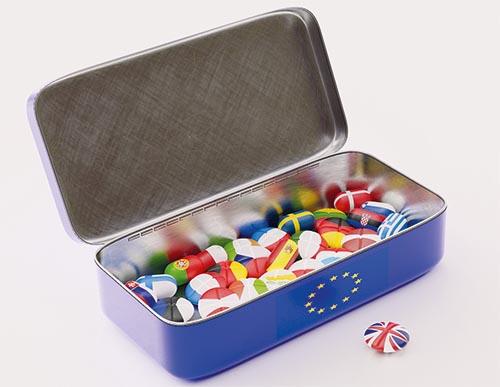 EU ohne GB