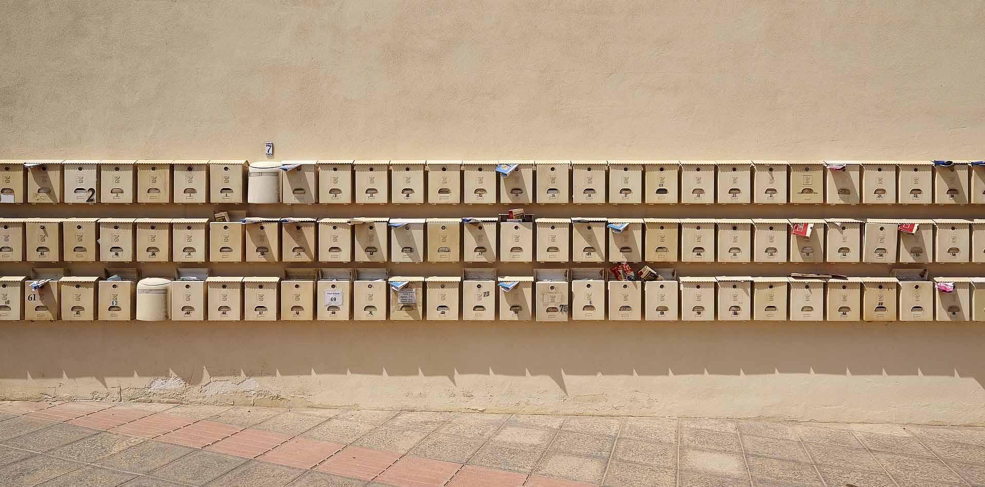 E-Mail-Verteiler aufbauen