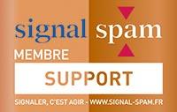 Signal Spam Membre Support