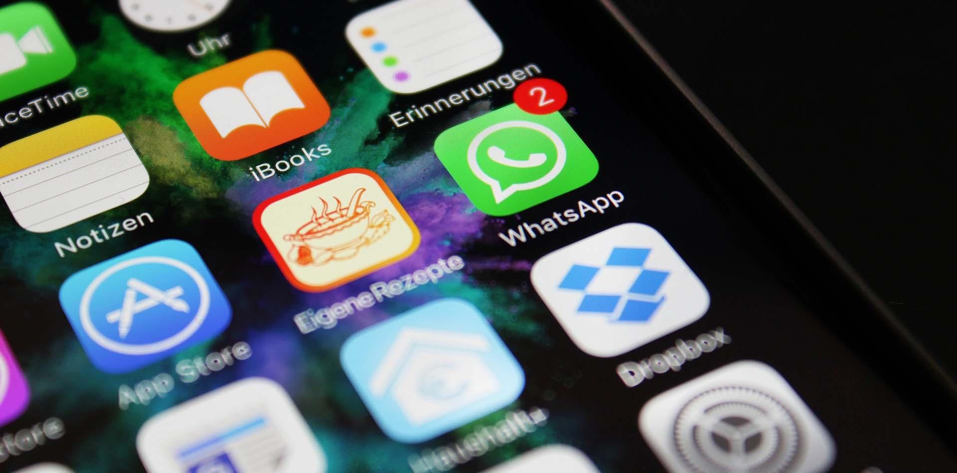 Keine Newsletter mehr über WhatsApp