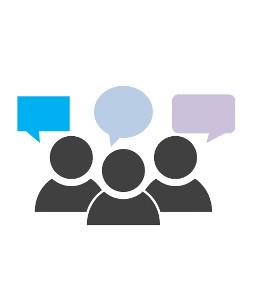 Individuelle Verteiler für Privatkunden, Firmenkunden, Service-Techniker, Presse und Mitarbeiter