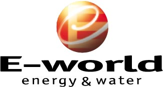 Logo E-world