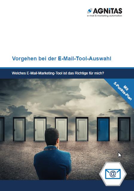 Whitepaper: Vorgehen zur E-Mail-Tool-Auswahl