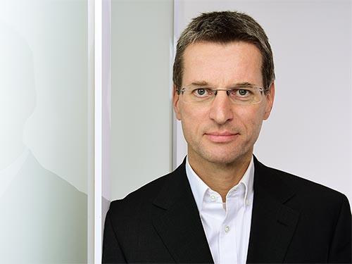 Martin Aschoff, Vorstand und Gründer