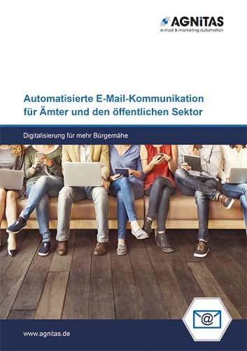Whitepaper: Automatisierte E-Mail-Kommunikation für Ämter und den öffentlicher Sektor für mehr Bürgernähe