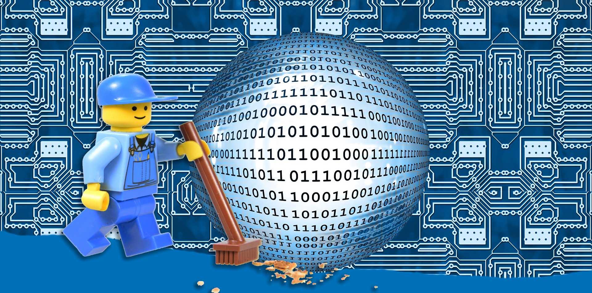 Datenbereinigung – absolute Pflicht für jeden Versender wegen Datensparsamkeit