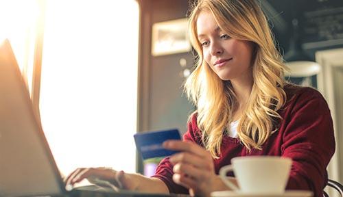 Online-Shopping währen der Corona-Krise