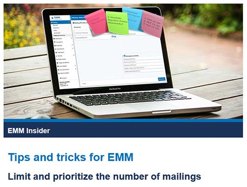 Mailing Prorisation