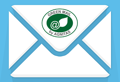 Green Mail by AGNITAS