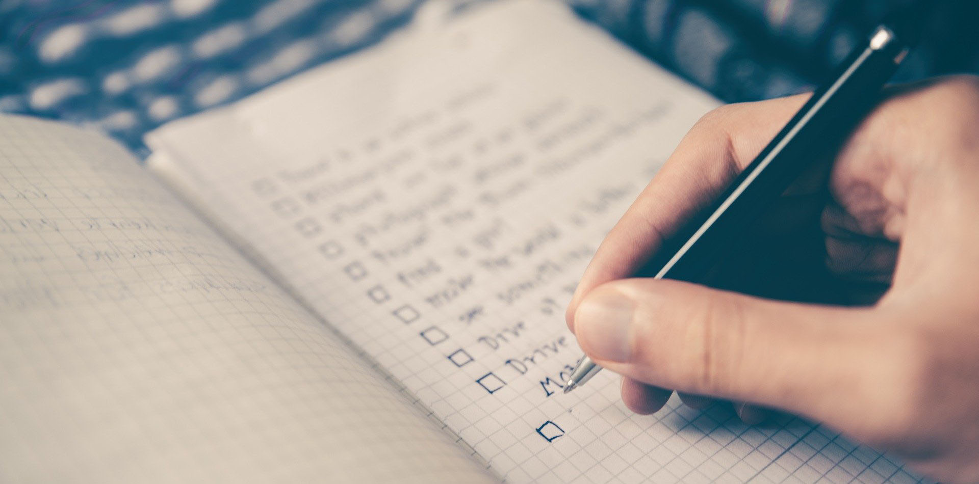 Checkliste Newsletter